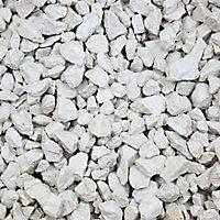Blooma Cotswold cream Decorative stones, Large 22.5kg Bag