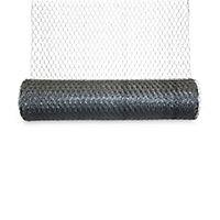 Blooma Galvanised Steel Triple torsion mesh, (L)10m (W)0.5m (570g)