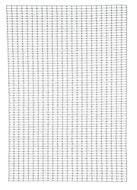 Blooma Grey Galvanised Metal Wire mesh fencing, (L)0.9m (W)0.6m