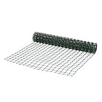 Blooma High-density polyethylene (HDPE) Wire mesh fencing (L)5m (W)1m