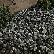 Blooma Monmouth Green Decorative stones, Bulk Bag