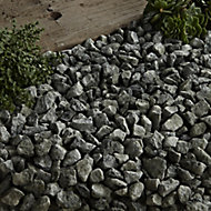 Blooma Monmouth Green Decorative stones, Large 22.5kg Bag