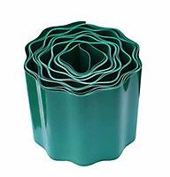 Blooma PVC Lawn edging, (H)150mm (L)9m