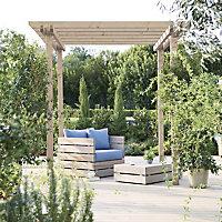Blooma Rafter Garden pergola