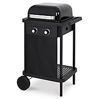 Blooma Rockwell 200 2 burner Gas Black Barbecue