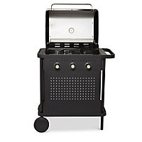 Blooma Rockwell 300 3 burner Gas Black Barbecue