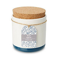 Blue agave Jar candle Small