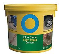 Blue Circle Extra rapid Cement, 5kg Tub