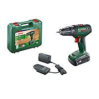 Bosch 18V Power drill All 18V 1.5Ah Li-ion Cordless Drill driver 0.603.9D4.070