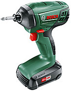 Bosch Advanced 18V 1.5Ah Li-ion Brushed Cordless Impact driver 1 battery