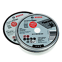 Bosch (Dia)115mm Grinding disc, Pack of 10