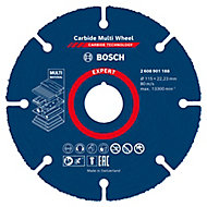 Bosch Expert Carbide Cutting disc (Dia)115mm
