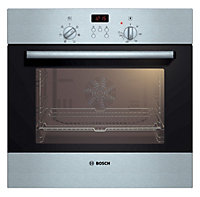 Bosch HBN531E2B Silver Integrated Electric Single Multifunction Oven