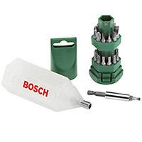 Bosch Hex Screwdriver bits, Set of 25