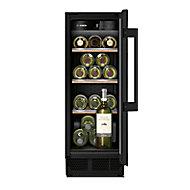 Bosch KUW20VHF0G Black 21 bottles Wine cooler