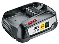 Bosch Power 4 all 18V 2.5Ah Li-ion Battery