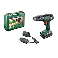 Bosch Power for ALL 18V 1.5Ah Li-ion Cordless Combi drill 0.603.9D4.170 - 1 batteries included
