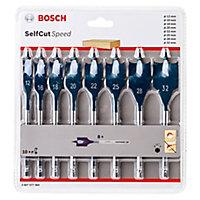 Bosch Professional 1 piece Flat Drill bit Set