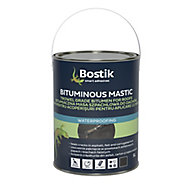 Bostik Black Roofing waterproofer, 5L