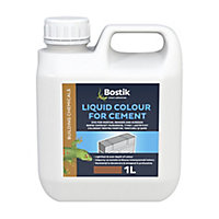 Bostik Brown Liquid colour, 1L Jerry can