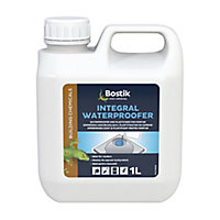 Bostik Yellow Integral waterproofer, 1L Jerry can