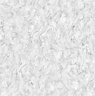 Boutique Grey Marble Metallic effect Smooth Wallpaper