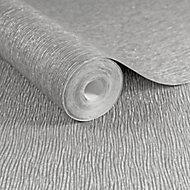 Boutique Shimmer Wave Metallic & glitter effect Textured Wallpaper