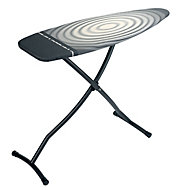 Brabantia Black metallic effect Ironing board