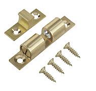 Brass Double roller catch