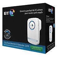 BT 1200 Wi-Fi extender