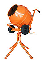 Build Buddy 370W 230V Cement mixer 134L BB134-A