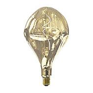 CALEX XXL Organic Evo 6W 100lm Specialist Extra warm white LED Dimmable Filament Light bulb