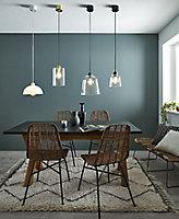 Calume Transparent Pendant ceiling light, (Dia)280mm