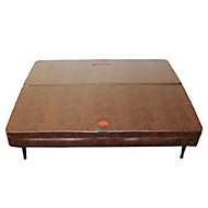 Canadian Spa Brown Cover 2.13m 2.13m