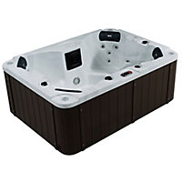 Canadian Spa Halifax Plug & Play 4 person Hot tub