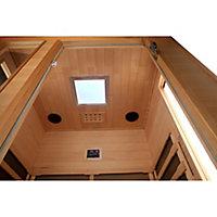 Canadian Spa Huron 2 person Sauna