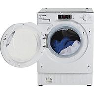 Candy CBWM 816D-80 White Built-in Washing machine, 8kg