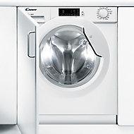 Candy CBWM 914D-80 White Built-in Washing machine, 9kg
