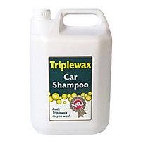 CarPlan Triplewax Car shampoo, 5L Bottle