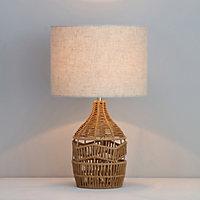 Carpo Rattan Table light