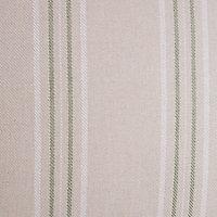 Chaylea Striped Green Cushion
