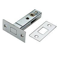 Chrome effect Metal Door bolt