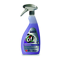 Cif Professional Unscented Disinfectant, 0.75L