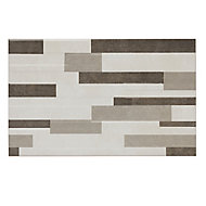 Cimenti Dove Matt Decor Concrete effect Ceramic Wall tile, Pack of 10, (L)402.4mm (W)251.6mm