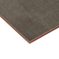 Cimenti Dove Matt Flat Concrete effect Ceramic Wall tile, Pack of 10, (L)402.4mm (W)251.6mm
