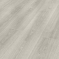 Classen Milano Grey Oak effect Laminate flooring, 1.49m² Pack