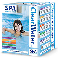 Clearwater Chemical spa kit