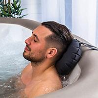 CleverSpa Ash black Plastic Spa headrest