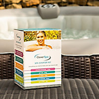 CleverSpa Hot tub & swim spa Chemical starter kit