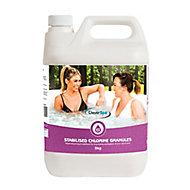 CleverSpa Hot tub & swim spa Chlorine granules 5kg